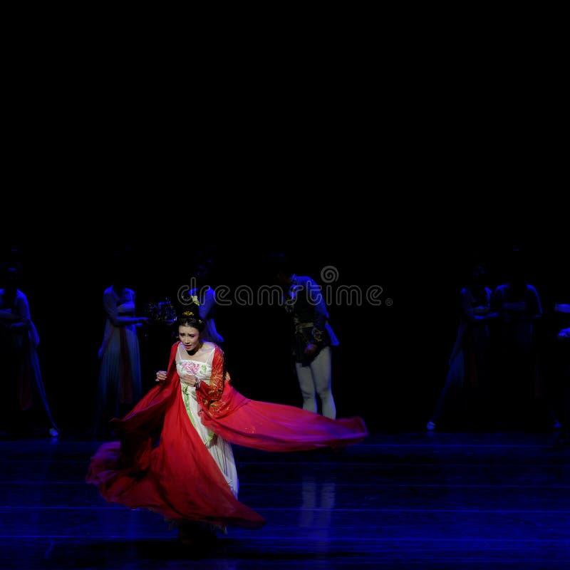 Χορός Huxuan το 3-τριών actï ¼ š ` όνειρο να τεμαχίσει το μετάξι ` - επική πριγκήπισσα ` μεταξιού δράματος ` χορού στοκ εικόνες με δικαίωμα ελεύθερης χρήσης
