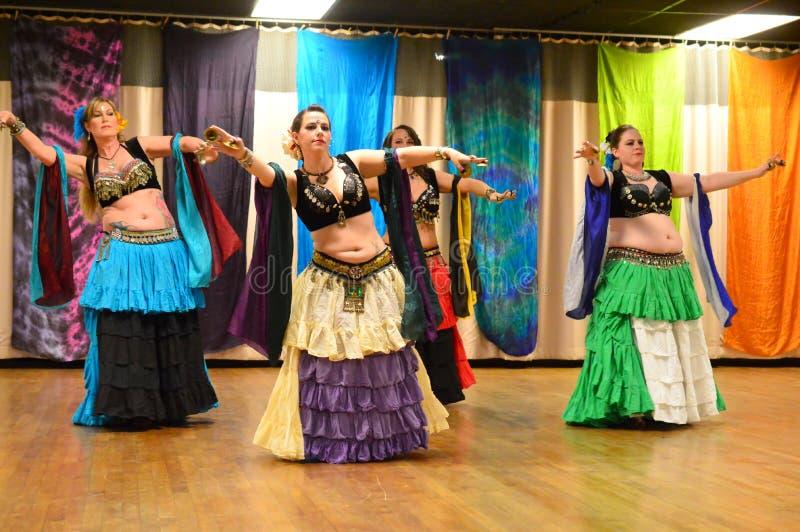 Χορός Panega στοκ εικόνα