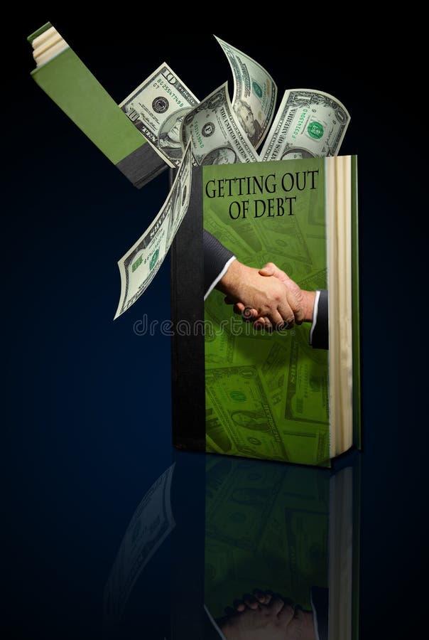 χρέος που βγαίνει απεικόνιση αποθεμάτων