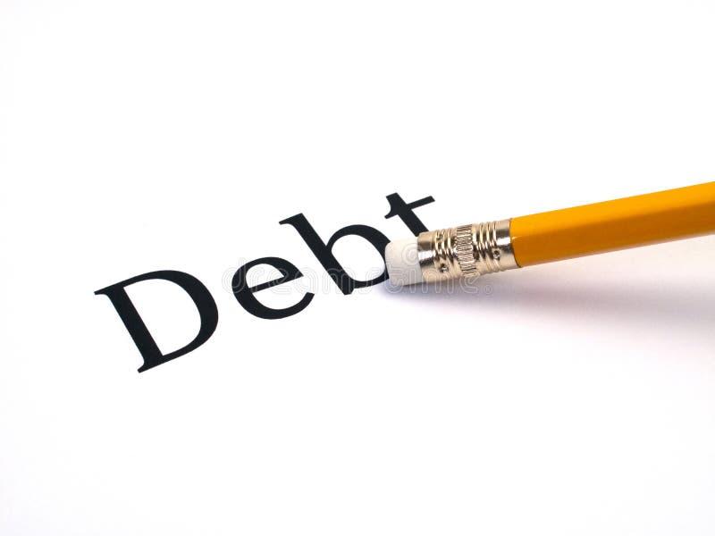 χρέος στοκ φωτογραφία με δικαίωμα ελεύθερης χρήσης