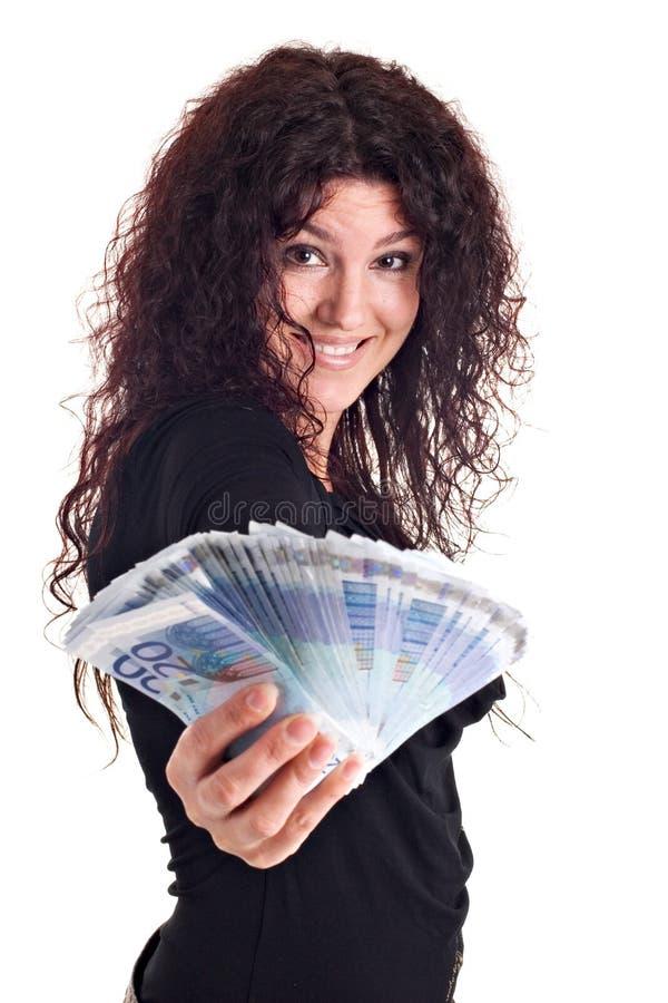 χρήματα εμφανίζω στοκ φωτογραφίες