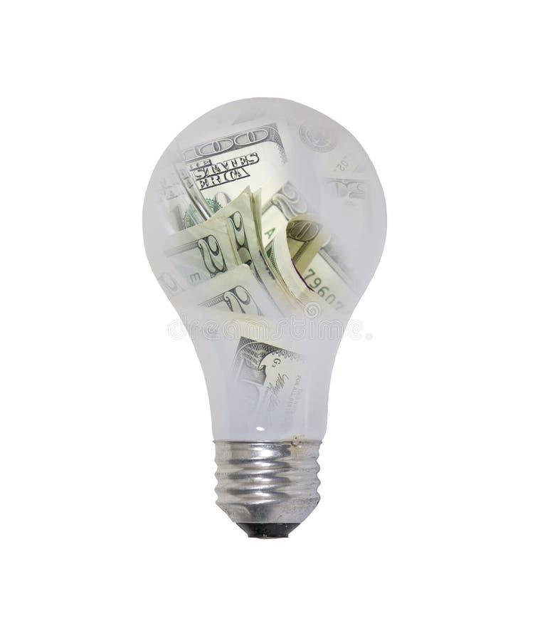 χρήματα ιδεών στοκ φωτογραφίες