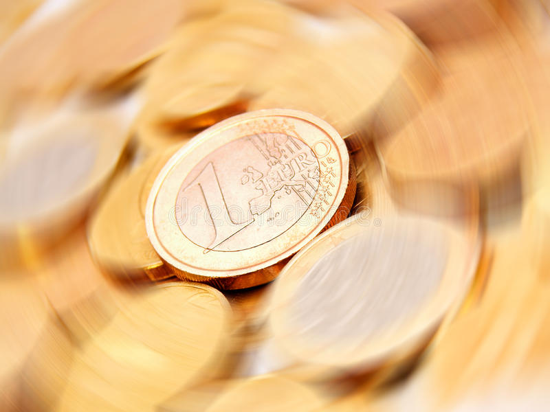 Χρήματα και χρηματοδότηση. στοκ εικόνες