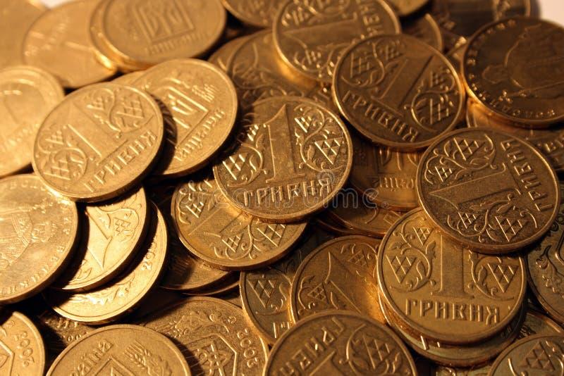 χρήματα Ουκρανός στοκ φωτογραφία με δικαίωμα ελεύθερης χρήσης