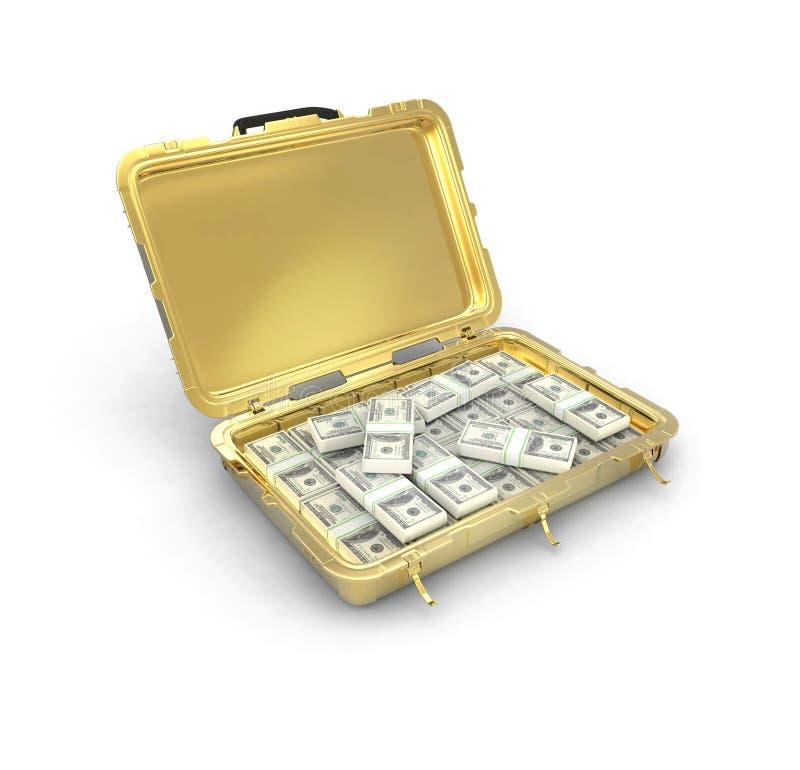 Download χρήματα περίπτωσης απεικόνιση αποθεμάτων. εικονογραφία από finances - 17057886