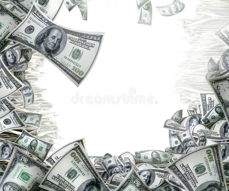 χρήματα πλαισίων στοκ φωτογραφίες με δικαίωμα ελεύθερης χρήσης
