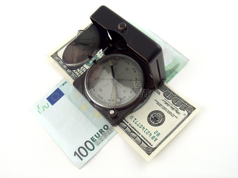 Download χρήματα πυξίδων στοκ εικόνες. εικόνα από μάρκετινγκ, οικονομικός - 114338