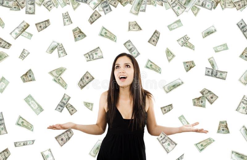 χρήματα το βρέχοντας s στοκ φωτογραφίες με δικαίωμα ελεύθερης χρήσης