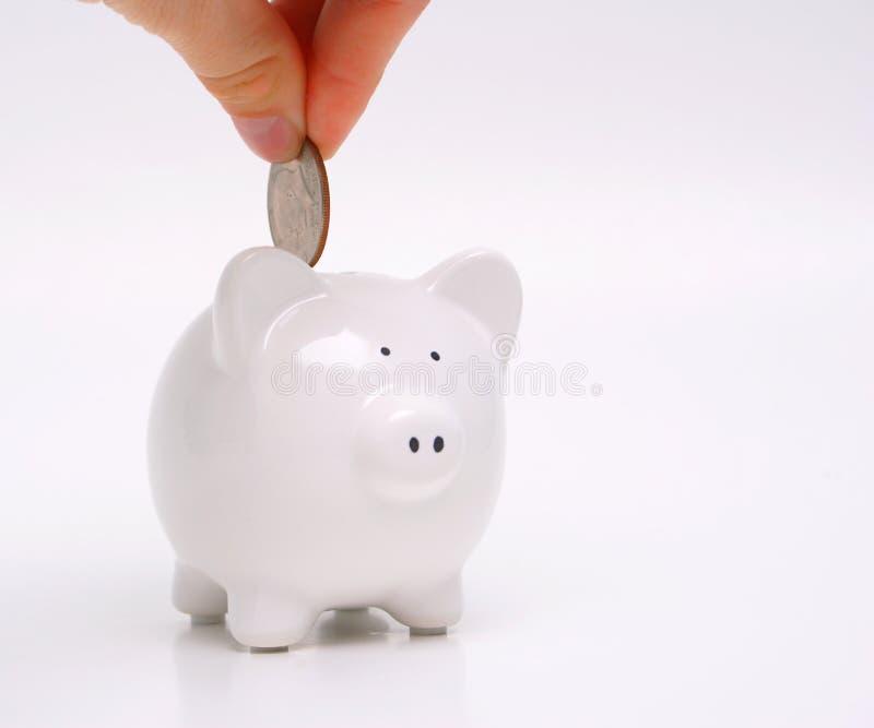 χρήματα τραπεζών στοκ φωτογραφία με δικαίωμα ελεύθερης χρήσης