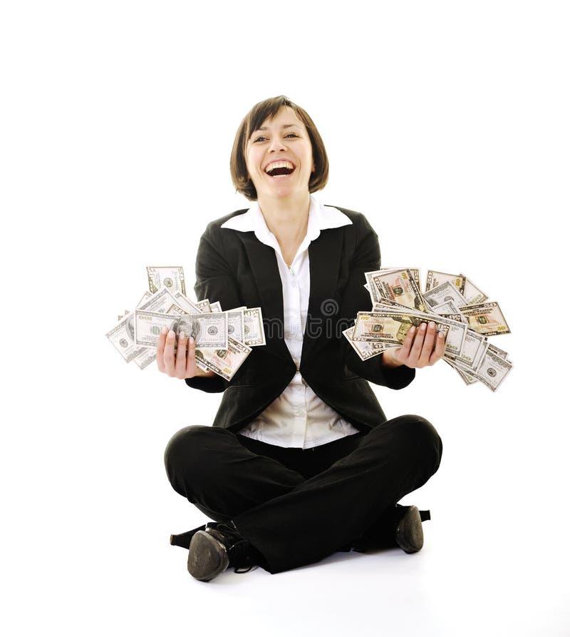 Χρήματα, χρήματα, χρήματα… στοκ εικόνα με δικαίωμα ελεύθερης χρήσης