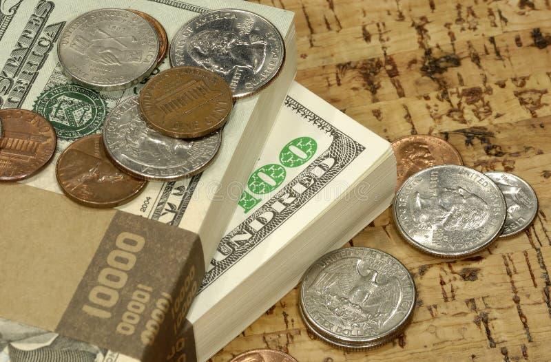 χρήματα στοκ εικόνα με δικαίωμα ελεύθερης χρήσης