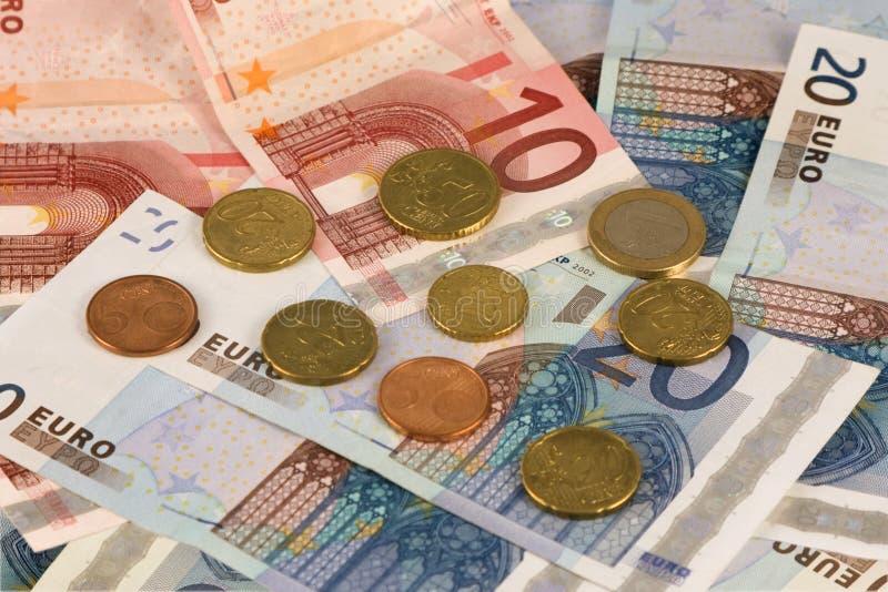 Download χρήματα στοκ εικόνα. εικόνα από χρήματα, ασήμι, ευρώπη - 13177401
