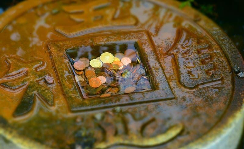 Χρήματα Japaneese στοκ εικόνες