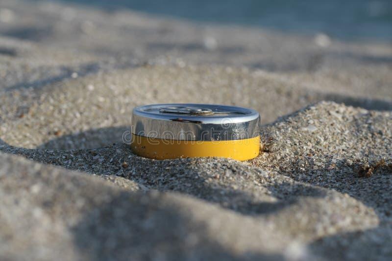 Χρήσιμο εξάρτημα στην παραλία στοκ φωτογραφία με δικαίωμα ελεύθερης χρήσης