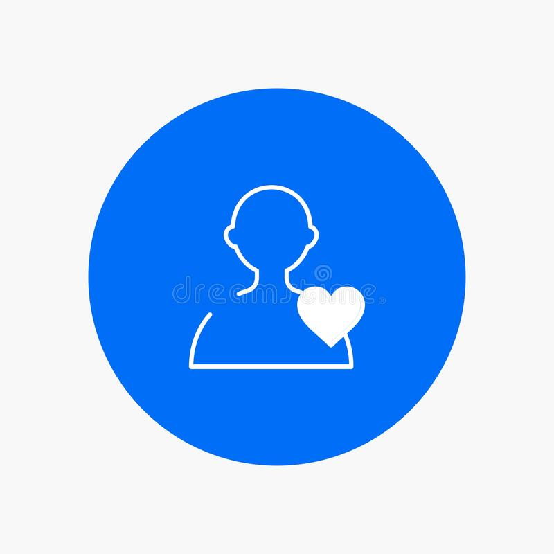 Χρήστης, αγάπη, καρδιά ελεύθερη απεικόνιση δικαιώματος