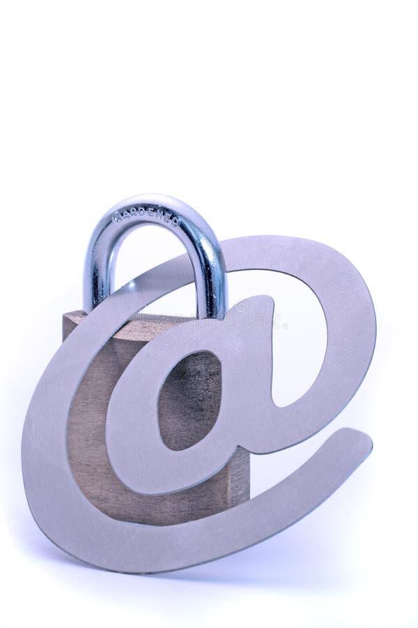 χρηματοκιβώτιο Διαδικτύου πρόσβασης στοκ φωτογραφίες με δικαίωμα ελεύθερης χρήσης