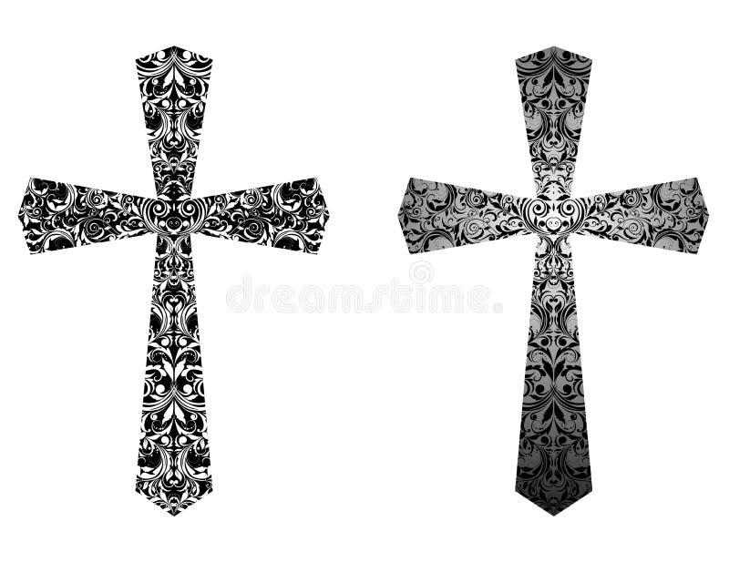 χριστιανικοί σταυροί ελεύθερη απεικόνιση δικαιώματος