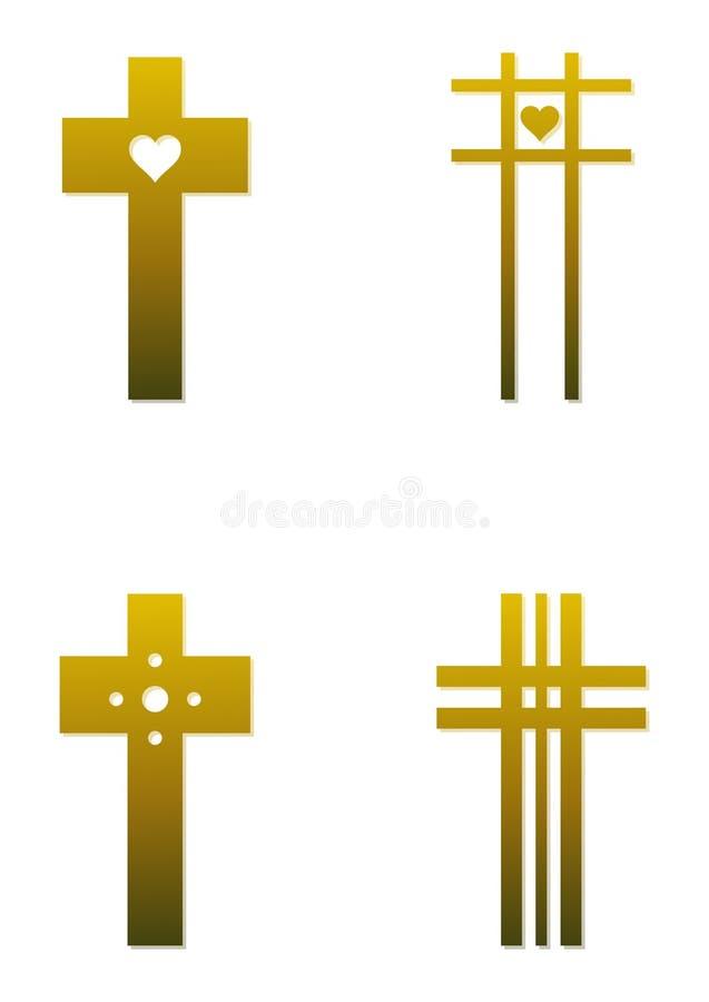 χριστιανικός διαγώνιος χ ελεύθερη απεικόνιση δικαιώματος