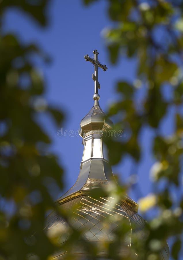 Χριστιανικός σταυρός στοκ φωτογραφία