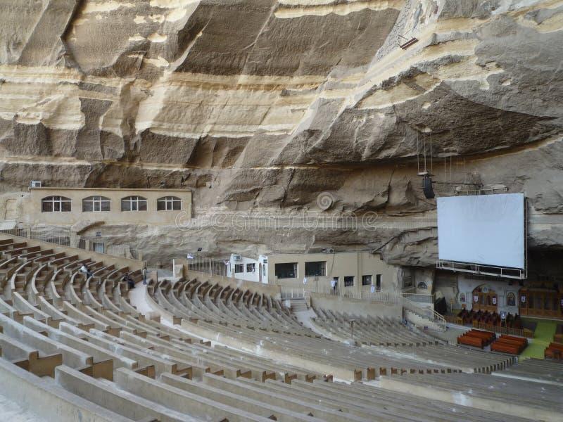 Χριστιανισμός Κόπτη στην Αίγυπτο στοκ εικόνες