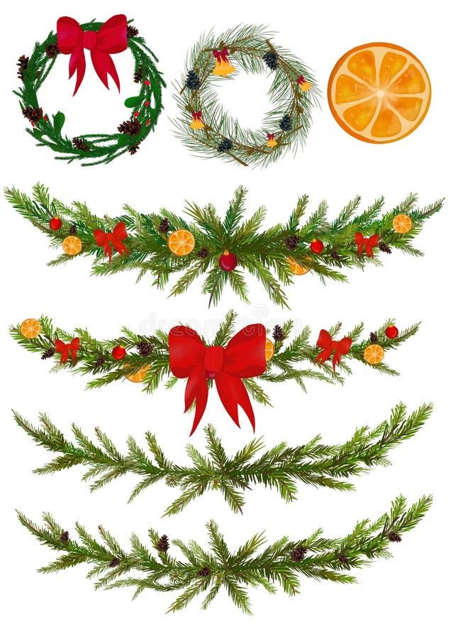 Χριστουγεννιάτικο δέντρο με σετ παιχνιδιών στοκ φωτογραφίες με δικαίωμα ελεύθερης χρήσης