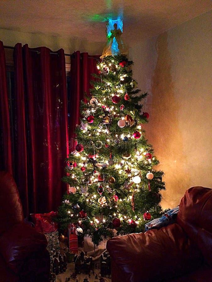 Χριστουγεννιάτικο δέντρο OH! στοκ εικόνες