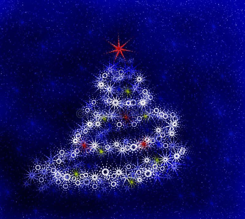 Download χριστουγεννιάτικο δέντρ&om απεικόνιση αποθεμάτων. εικονογραφία από μαγικός - 1543017