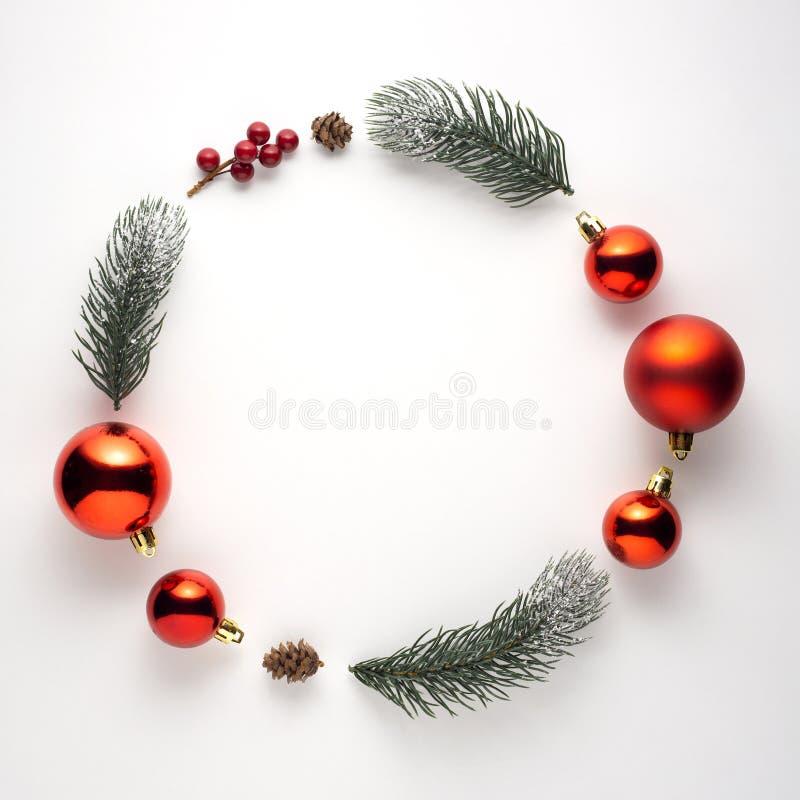 Χριστουγεννιάτικο στεφάνι στοκ φωτογραφίες