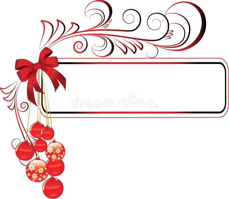 Χριστούγεννα ανασκοπήσ&epsilo απεικόνιση αποθεμάτων
