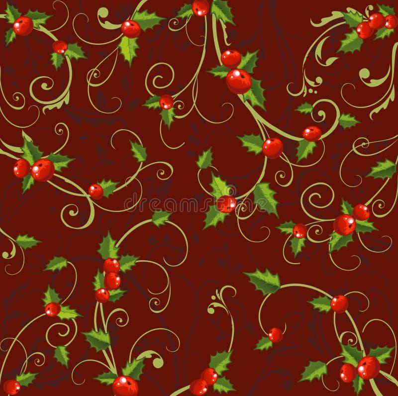Χριστούγεννα ανασκόπησης απεικόνιση αποθεμάτων