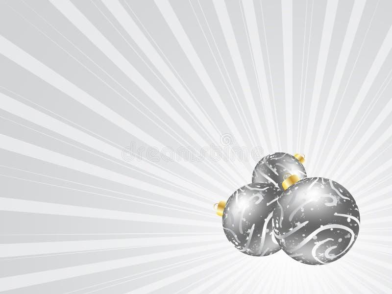 Χριστούγεννα ανασκόπησης διανυσματική απεικόνιση