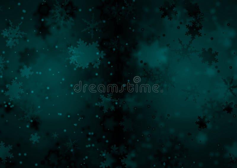 Download Χριστούγεννα ανασκόπηση&sigma Απεικόνιση αποθεμάτων - εικονογραφία από χιόνι, backfill: 1535102