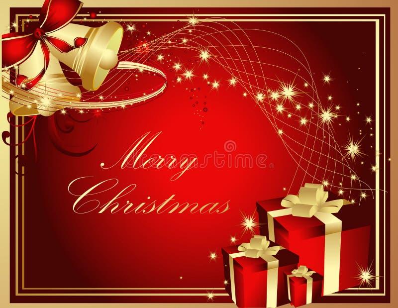Download Χριστούγεννα ανασκόπηση&sigma Διανυσματική απεικόνιση - εικονογραφία από χρυσός, εύθυμος: 17053351