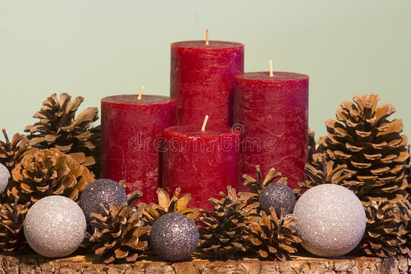 Χριστούγεννα, διακόσμηση εμφάνισης στοκ φωτογραφίες με δικαίωμα ελεύθερης χρήσης