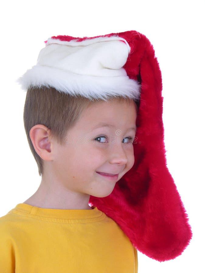 Download Χριστούγεννα δύο αγοριών στοκ εικόνα. εικόνα από παλληκάρι - 396411