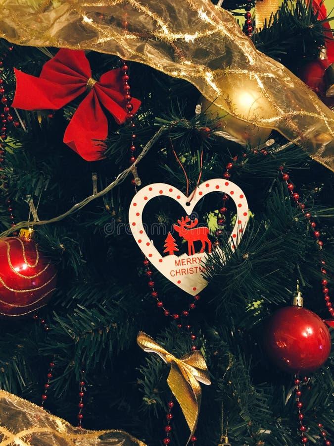 Χριστούγεννα εύθυμα στοκ φωτογραφία με δικαίωμα ελεύθερης χρήσης