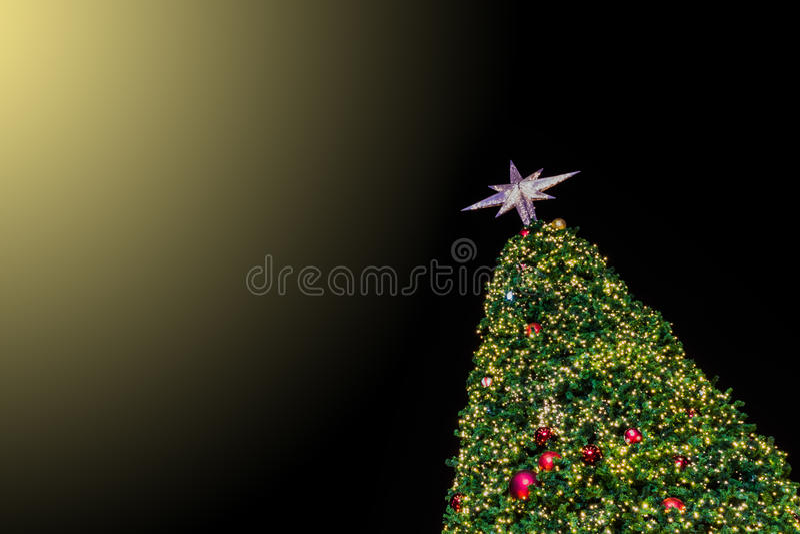Χριστούγεννα η διανυσματική έκδοση δέντρων χαρτοφυλακίων μου στοκ φωτογραφίες