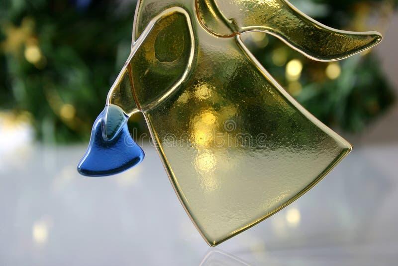 Χριστούγεννα ΙΙ αγγέλου στοκ φωτογραφίες