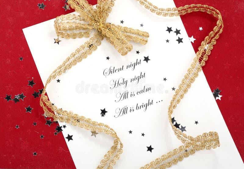 Χριστούγεννα κάλαντων στοκ εικόνες