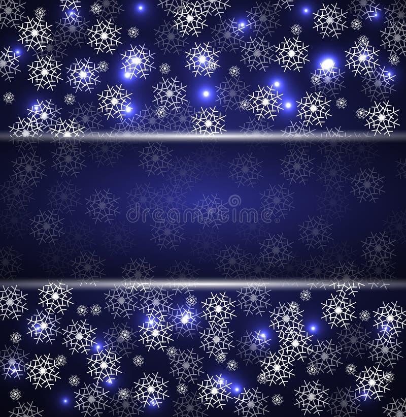 Χριστούγεννα και νέα ανασκόπηση νύχτας έτους ελεύθερη απεικόνιση δικαιώματος