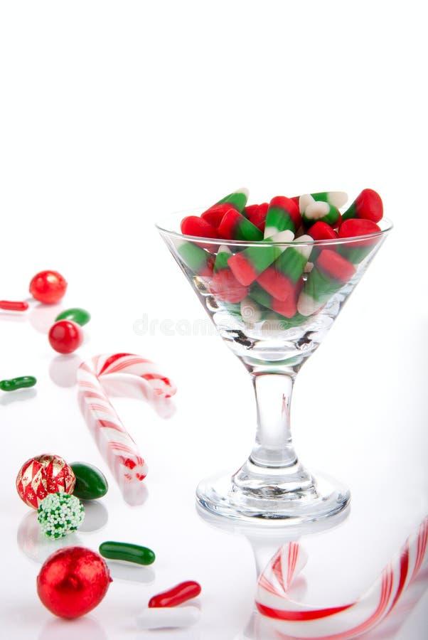 Χριστούγεννα καραμελών στοκ φωτογραφία με δικαίωμα ελεύθερης χρήσης