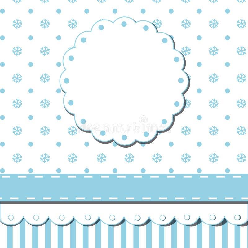 Χριστούγεννα καρτών απεικόνιση αποθεμάτων