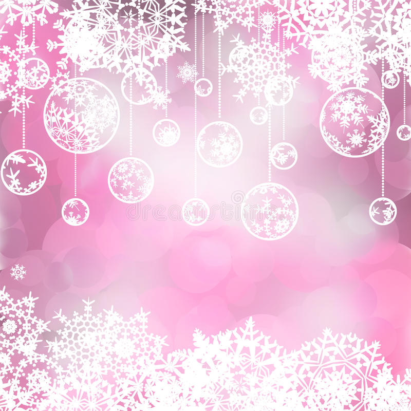 Download Χριστούγεννα κομψό Eps 8 ανασ&k Διανυσματική απεικόνιση - εικονογραφία από εορτασμός, νιφάδα: 17051270