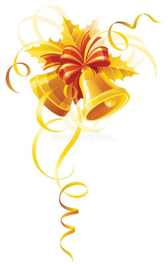 Χριστούγεννα κουδουνι ελεύθερη απεικόνιση δικαιώματος