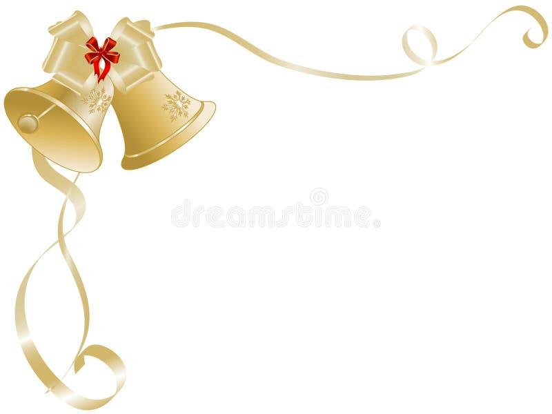 Download Χριστούγεννα κουδουνι διανυσματική απεικόνιση. εικονογραφία από χρυσός - 17056898