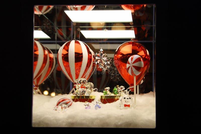 Χριστούγεννα 2018 Μιλάνο Galleria Vittorio Emanuele ΙΙ δέντρο Swarovski στοκ εικόνες με δικαίωμα ελεύθερης χρήσης