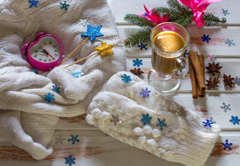 Χριστούγεννα Νέες διακοπές έτους στοκ εικόνες