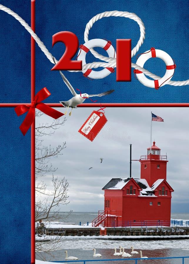Download Χριστούγεννα ναυτικά στοκ εικόνα. εικόνα από βοοειδών - 17057277