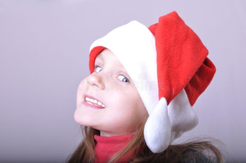 Χριστούγεννα παιδιών ευτ& στοκ φωτογραφίες