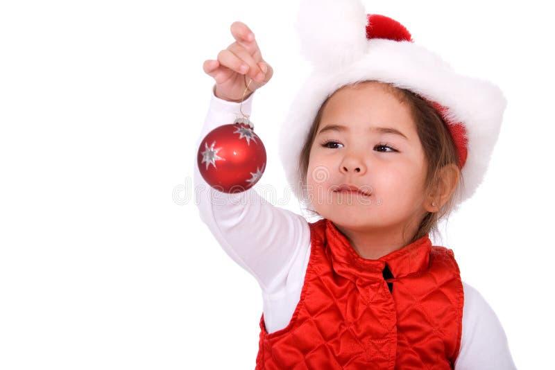 Χριστούγεννα παιδιών στοκ φωτογραφίες με δικαίωμα ελεύθερης χρήσης